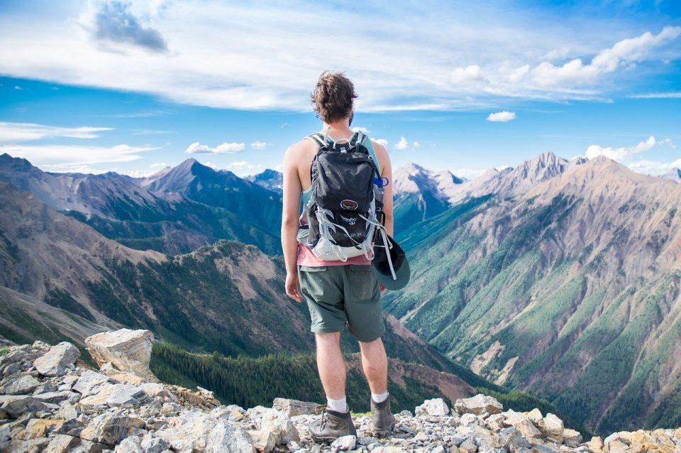 adventure, altitude, backpack