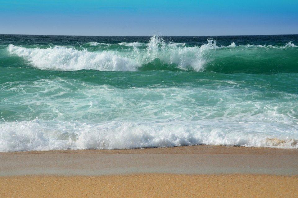 surf, wave, sea