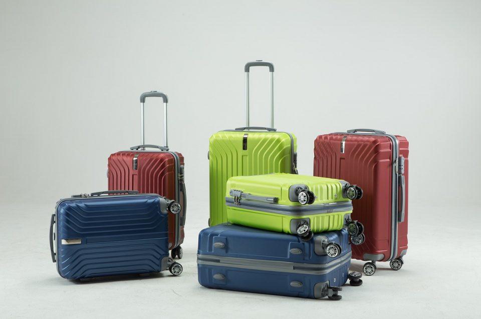 travel bag, hard and, bag